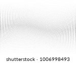 abstract halftone wave dotted... | Shutterstock .eps vector #1006998493