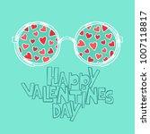 Happy Valentine's Day. Hearts....