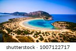 panoramic aerial view of... | Shutterstock . vector #1007122717