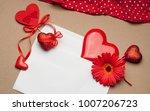 envelope  beautiful bright... | Shutterstock . vector #1007206723