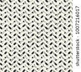 abstract herringbone motif... | Shutterstock .eps vector #1007216017