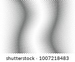 abstract halftone wave dotted... | Shutterstock .eps vector #1007218483