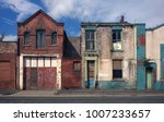 Derelict Houses And Abandoned...