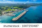 aerial bird's eye view of... | Shutterstock . vector #1007253487