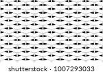 basket weave pattern of black... | Shutterstock .eps vector #1007293033