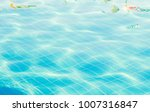 water in pool background | Shutterstock . vector #1007316847