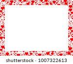 valentines day background ....   Shutterstock .eps vector #1007322613