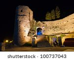 Fortress At Kusadasi Turkey  ...