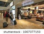 brussels  belgium   november 20 ...   Shutterstock . vector #1007377153