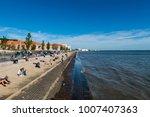 lisbon  portugal   october 22 ... | Shutterstock . vector #1007407363