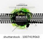template grunge poster for... | Shutterstock .eps vector #1007419063