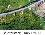aerial view of the djurdjevica... | Shutterstock . vector #1007474713