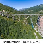 panoramic aerial view of the... | Shutterstock . vector #1007479693