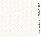 vector seamless subtle stripes... | Shutterstock .eps vector #1007481487