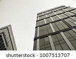 modern office building....   Shutterstock . vector #1007513707