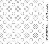 seamless vector pattern in... | Shutterstock .eps vector #1007526607
