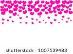 valentines day background.... | Shutterstock .eps vector #1007539483