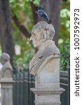 rome  italy july 2015   white...   Shutterstock . vector #1007592973
