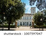 rome  italy july 2015  ...   Shutterstock . vector #1007597047