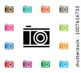 isolated photograph icon....   Shutterstock .eps vector #1007616733