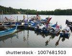 sitiawan  malaysia. january 20  ...   Shutterstock . vector #1007681503