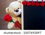 Valentine's Day Concept Cute...