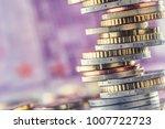 Money. Euro Coins. Euro Money....