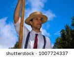 christchurch  new zealand  ...   Shutterstock . vector #1007724337