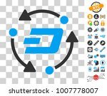 dash turnover icon with bonus...