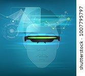 vector optical head mounted...