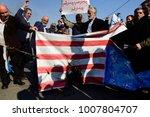 tehran  iran   january 05 ...   Shutterstock . vector #1007804707