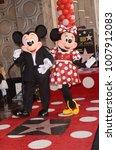 los angeles   jan 22   mickey... | Shutterstock . vector #1007912083