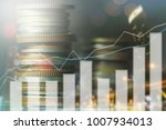 finance  profit  capital... | Shutterstock . vector #1007934013
