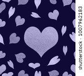 watercolor seamless pattern | Shutterstock . vector #1007962183