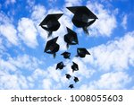 graduation day  images of...   Shutterstock . vector #1008055603