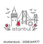 modern vector illustration... | Shutterstock .eps vector #1008164977