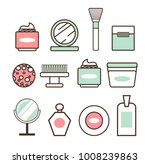 beauty tools and means...