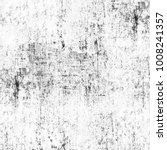 grunge texture black and white. ... | Shutterstock . vector #1008241357