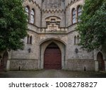 the old door of marienburg... | Shutterstock . vector #1008278827