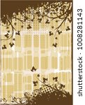 grunge pattern for your design. | Shutterstock .eps vector #1008281143