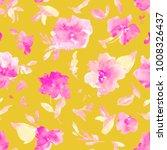 seamless modern abstract pink... | Shutterstock . vector #1008326437
