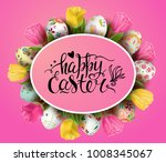 template vector card with... | Shutterstock .eps vector #1008345067