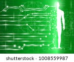 abstract background technology... | Shutterstock .eps vector #1008559987