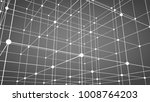 abstract pattern of geometric... | Shutterstock . vector #1008764203