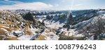 breathtaking view of valley in... | Shutterstock . vector #1008796243
