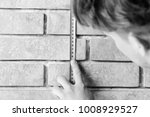 construction and measurement... | Shutterstock . vector #1008929527