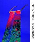 3d rendering abstract... | Shutterstock . vector #1008973837