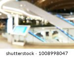 abstract blurred image of store.... | Shutterstock . vector #1008998047