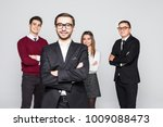 group of business people.... | Shutterstock . vector #1009088473