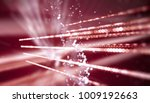 abstract bright pink motion... | Shutterstock . vector #1009192663